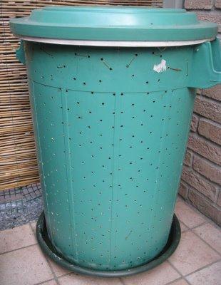 Compostiera da Balcone o fai da te | permabadia